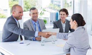 customer service job interview